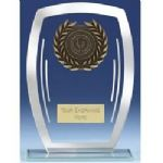 Clear Glass Award KN006